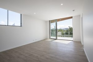 Acoustic Luxfeel Silky oak, verona Apartments Interior 2